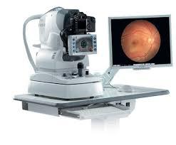 Canon Retinal Cameras